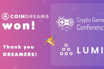 CoinDreams - The best airdrop, giveaway & blockchain project