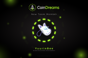 CoinDreams TeamMember YuurinBee